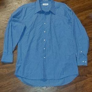 Christian Dior Cotton Dress Shirt